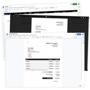 Google predloga: račun