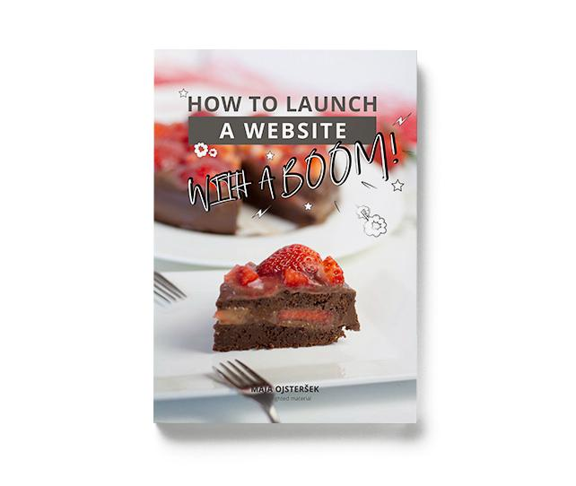How To Launch A Website With A Boom!